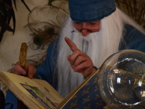 Merlin l'enchanteur - copyright manoirdemerlin