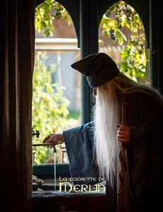 Merlin (Pierre Lemonnier) - © Photo Emmanuel Berthier