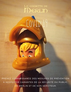 Merci de respecter les règles sanitaires Covid 19