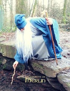 La Fontaine de Jouvence - Donne le pouvoir de l'éternelle jeunesse à la baguette magique