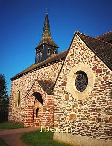 la chapelle du graal Tréhorenteuc