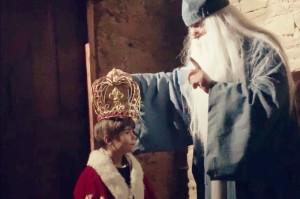 Merlin et Arthur